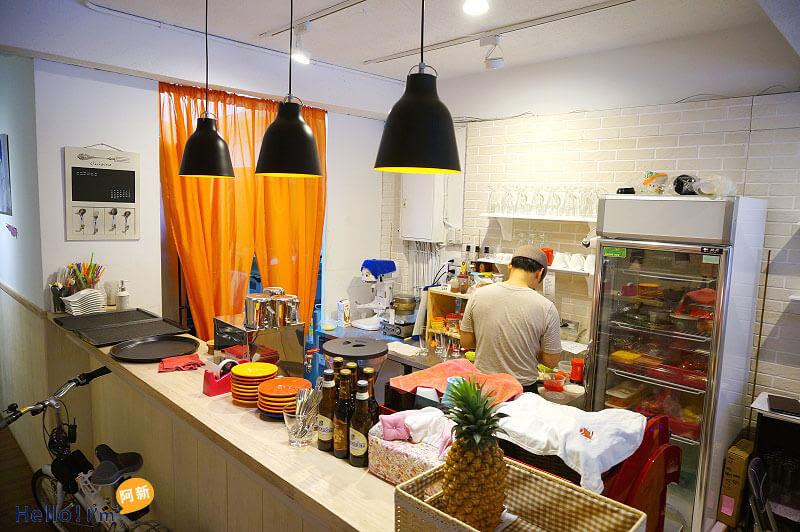 台中西區咖啡館,Lazy sun Cafe-9