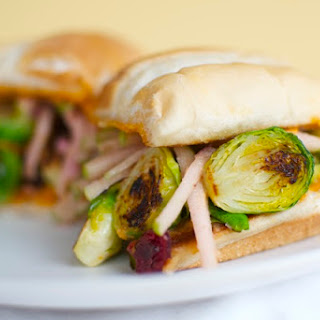 Brussels Sprout Sandwich.