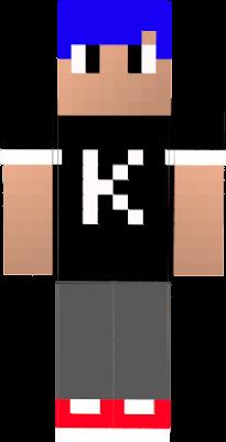 Youtuber Skin (Updated)