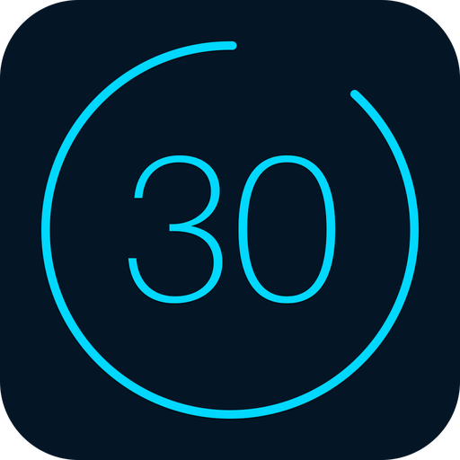 30 Day Fitness Challenge 健康 LOGO-玩APPs