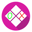 Tic Tac Toe Material Design icon