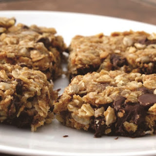 Homemade Granola Bars with Dairy-Free Protein.