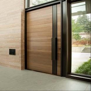 Minimalist Door Design - náhled