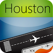 Houston Airport (IAH) Flight Tracker