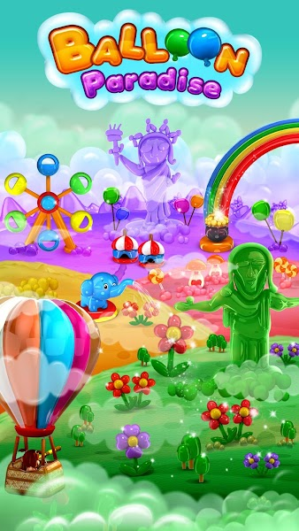 Balloon Paradise v3.4.6 (Mod Money)