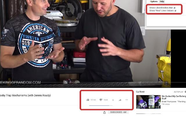 YouTube Prefs