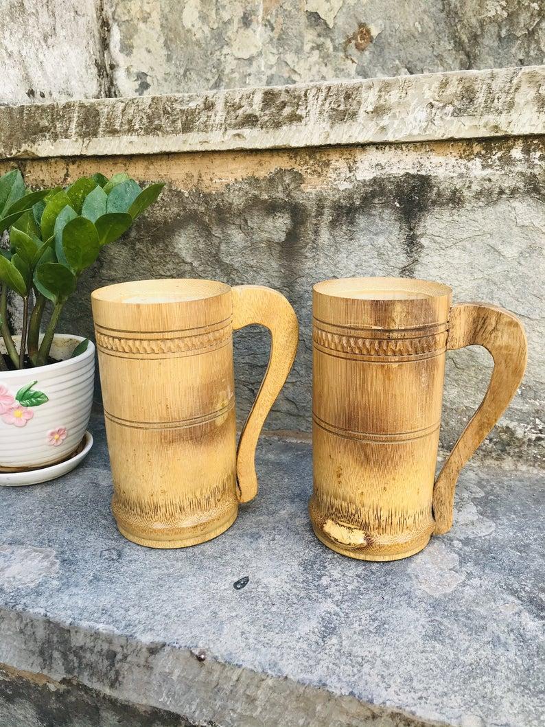 Bamboo Mugs For You