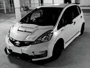 フィット GP4 【改】 FIT HYBRID RS 6MTのカスタム事例画像 トシさんの2021年09月04日22:14の投稿