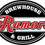 Logo for Rumors Brewhouse & Grill