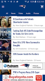 New England Patriots- screenshot thumbnail