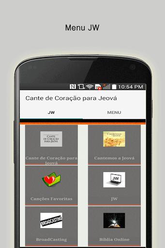 Cante de Corau00e7u00e3o para Jeovu00e1 5.0 screenshots 1