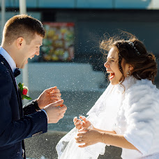 Wedding photographer Aleksandr Yuzhnyy (Youzhny). Photo of 01.03.2018