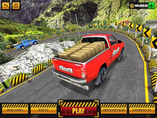 Offroad Pickup Truck Cargo Duty 2.0 Screenshots 13