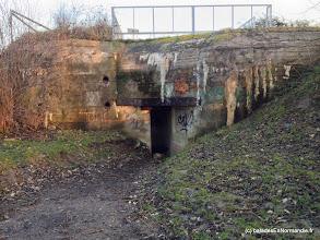 Photo: Ancien blockaus du Mur de l'Atlantique