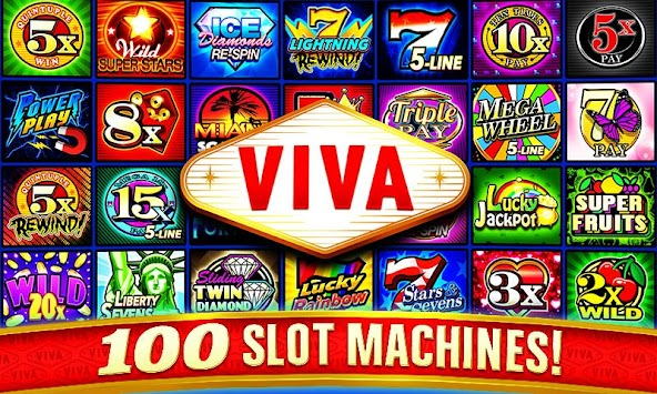 Slots Viva! ™ Δωρεάν Καζίνο APK screenshot thumbnail 3