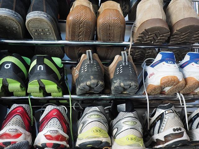 Tipos de calzados al correr en al analizar las pisadas