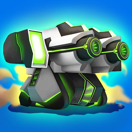 Tank Raid Online 2  3D Galaxy Battles