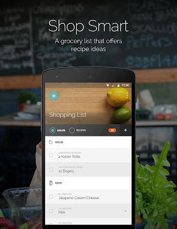 Yummly Recipes & Shopping List 1.3.4 screenshot 351886