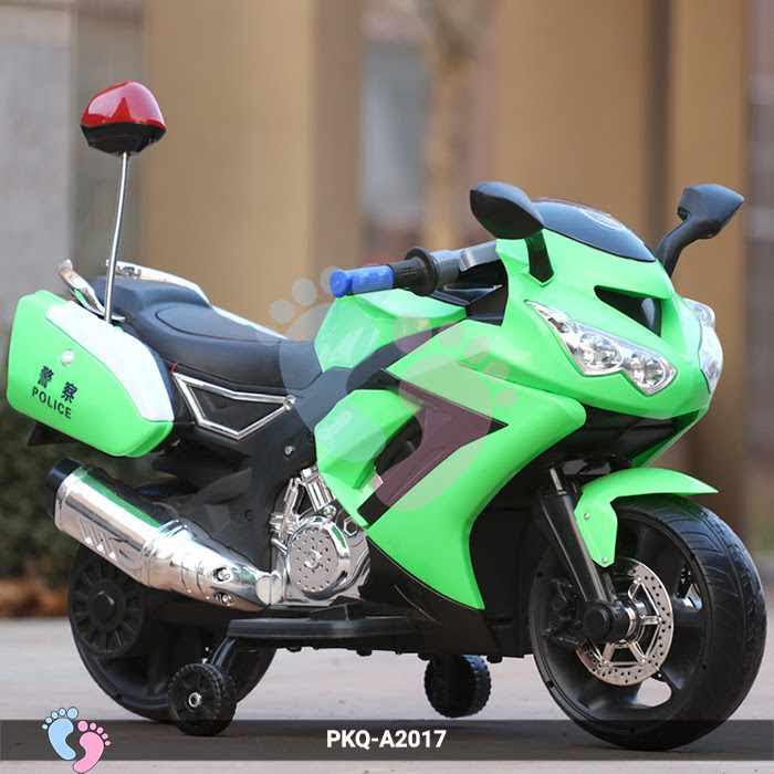 Xe môtô điện cảnh sát PKQ-A2017 2