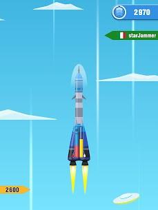 Rocket Sky! MOD (Free Shopping) 9