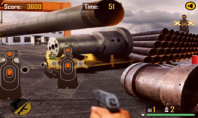 Gun Shot - screenshot