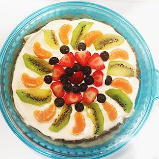 Greek Yoghurt Fruit Tart
