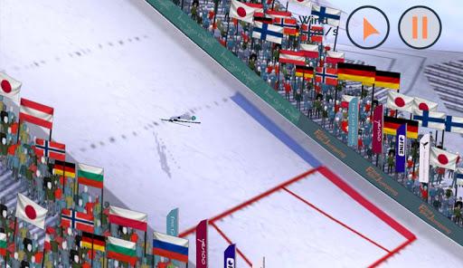 Fine Ski Jumping screenshots 2