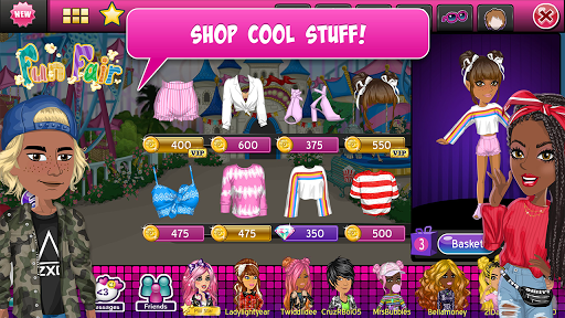 MovieStarPlanet screenshot 9
