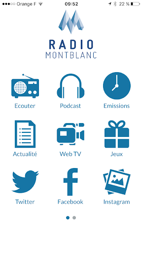 Radio Mont Blanc Apk Download Free for PC, smart TV