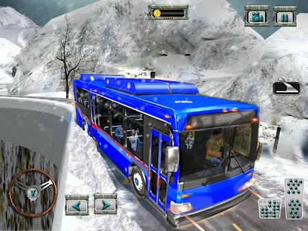 Hill Tourist Bus Driving 1.3.2 screenshot 676968
