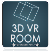 3D Room in Virtual Reality