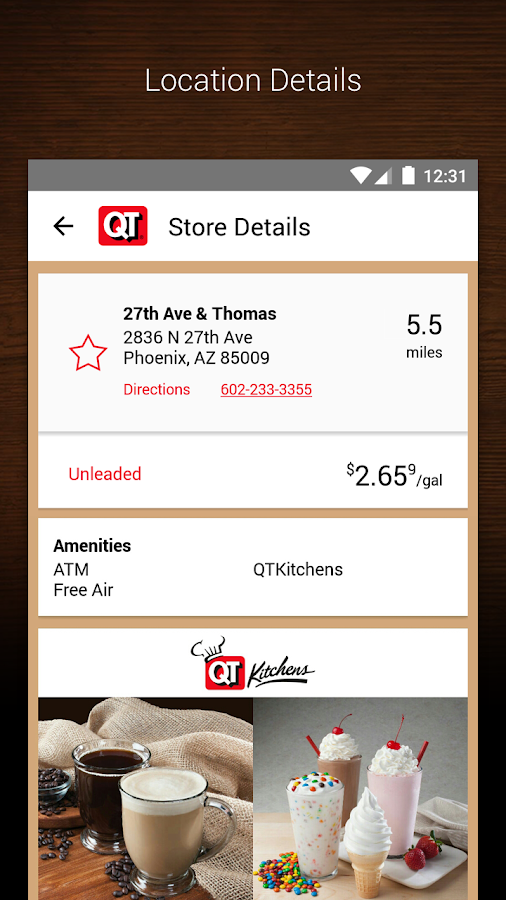 Quiktrip Food Menu Prices