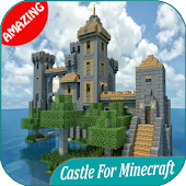 300 Castle Ideas For Minecraft