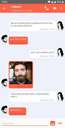 Anonymous Chat 1.60 screenshots 4