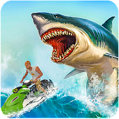 Shark Simulator 2019: Beach & Sea Attack