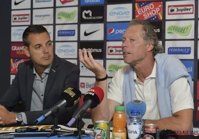 Michel Preud'homme fait le point sur son effectif avant la rencontre face à Malines