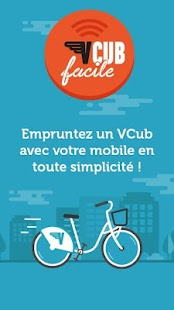 VCub facile Capture d'écran
