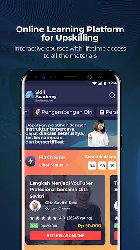 Skill Academy by Ruangguru screenshot 1