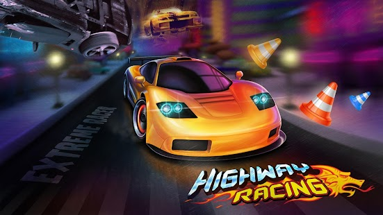 Highway Racing - Extreme Racer- screenshot thumbnail