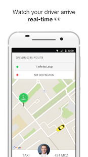 Taxify- screenshot thumbnail