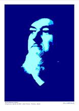 """Photo: Bruno Steinbach. """"Nostradamus (Unhandeijara) Lisboa"""". infogravura, 2007, paraíba, Brasil."""