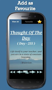 Thought Of The Day- screenshot thumbnail