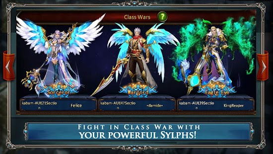 Wartune: Hall of Heroes Screenshot 2