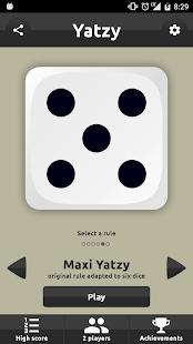 Yatzy (No Ads) - náhled