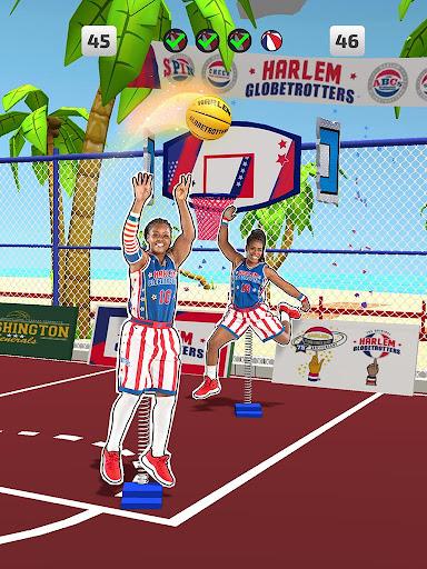 Harlem Globetrotter Basketball screenshots 12