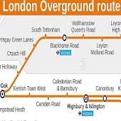 London Overground Transport