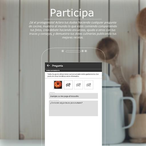 Recetas de cocina gratis u2013 Tu comunidad de cocina  screenshots 5