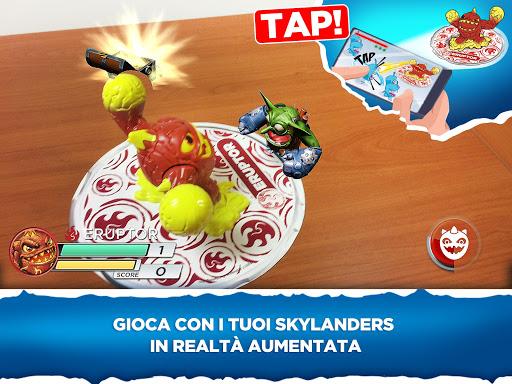 Magic Kinder Skylanders game (apk) free download for Android/PC/Windows screenshot