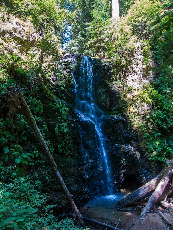 Berry Creek Falls 2013