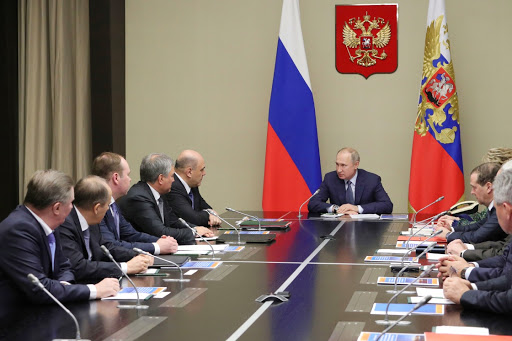 Putin outlines new powers for Russia's State Council